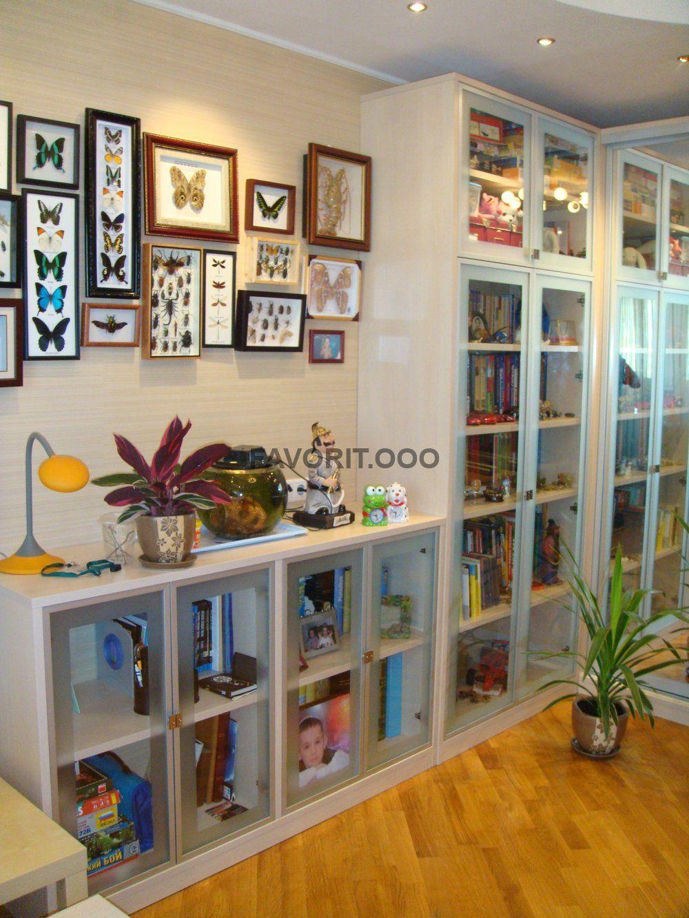 Мебель для детской комнаты для двоих детей: 50 реальных фото.